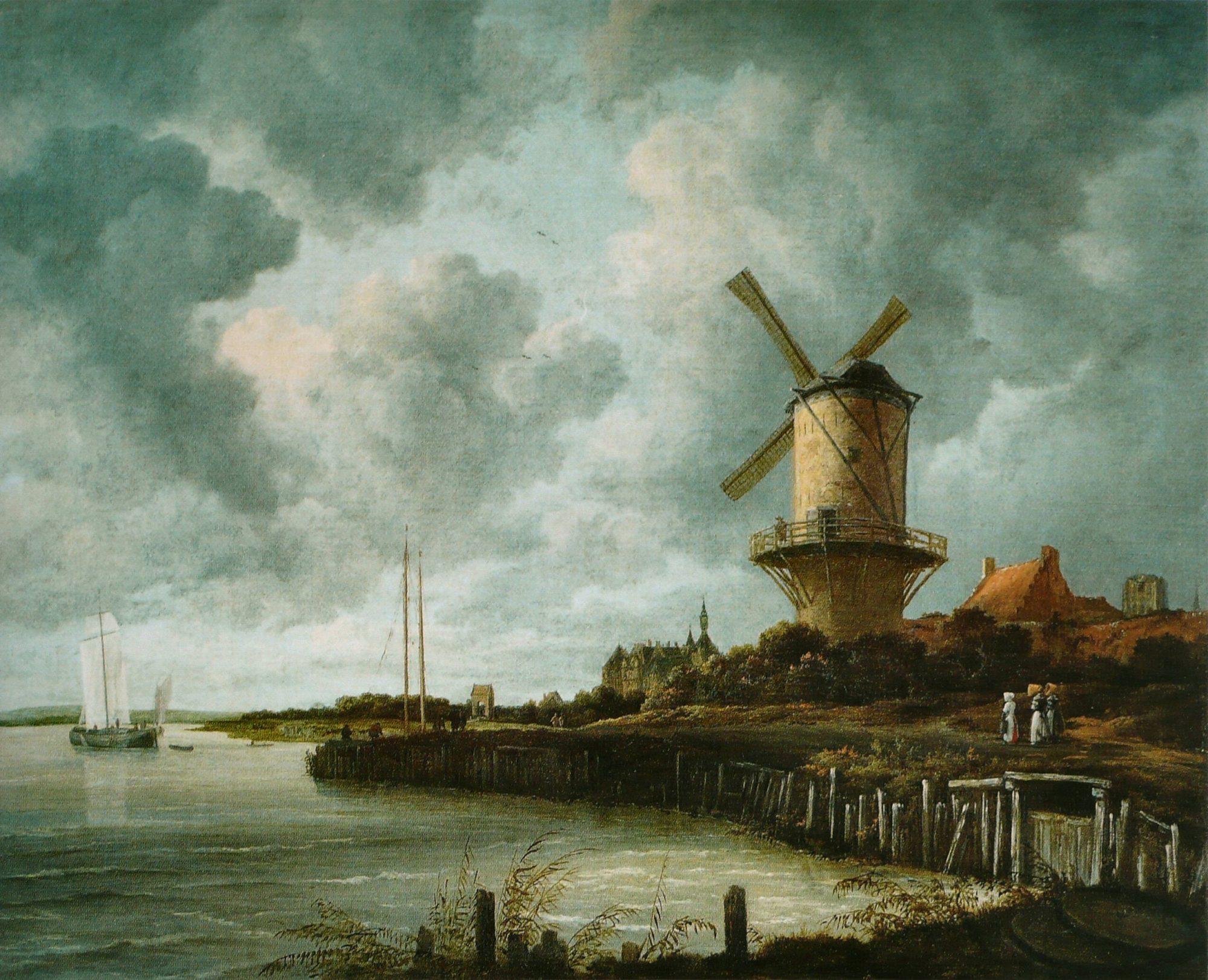 oudste watermolen van nederland