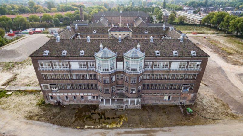 Historisch wonen in voormalig zuiderziekenhuis in for Lantaren venster rotterdam agenda