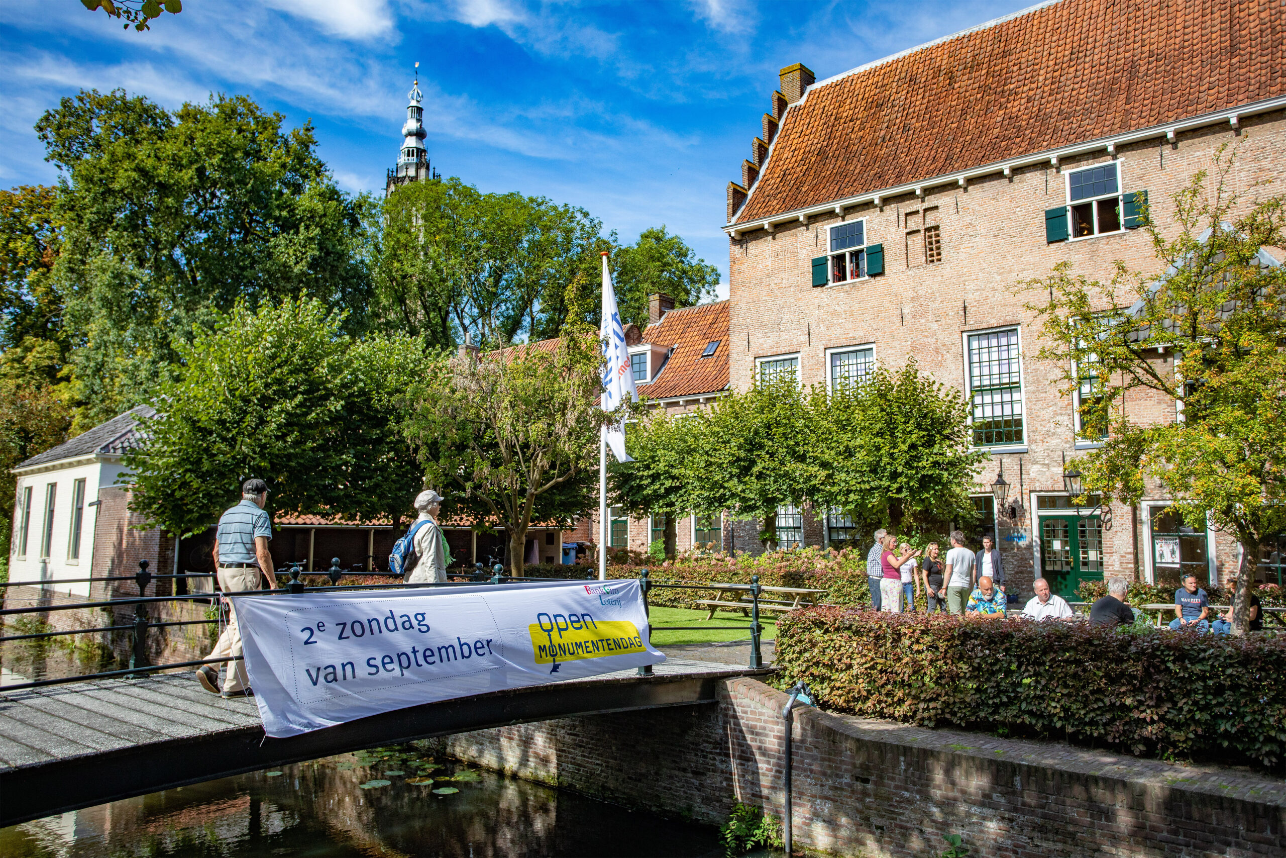 Bob Awick Leiden Open Monumentendag 2019
